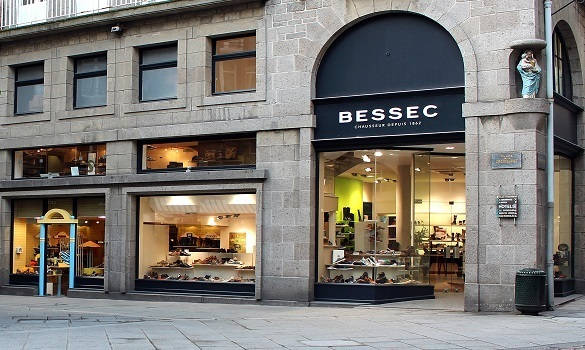 Magasin BESSEC SAINT-MALO INTRA MUROS