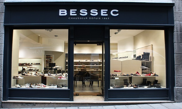 Magasin BESSEC CONFORT SAINT-MALO INTRA MUROS