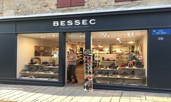 Magasin BESSEC AURAY